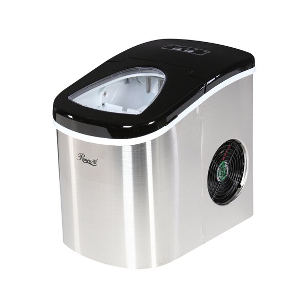 26.5 lb. Daily Production Portable Ice Maker by Rosewill