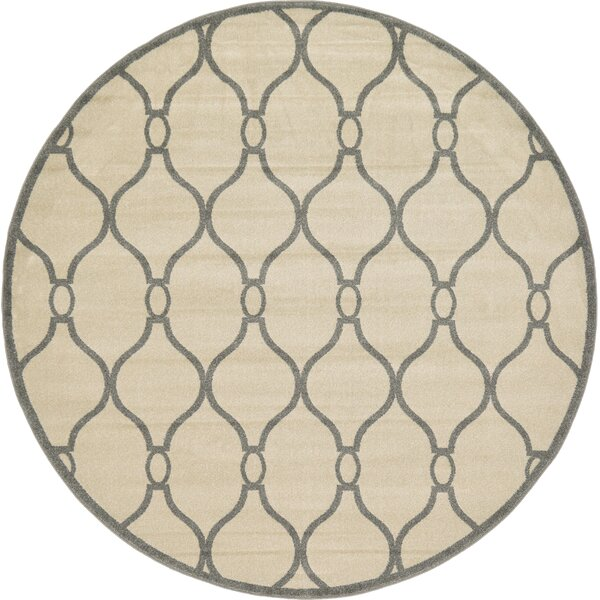 Molly Beige Area Rug by Winston Porter