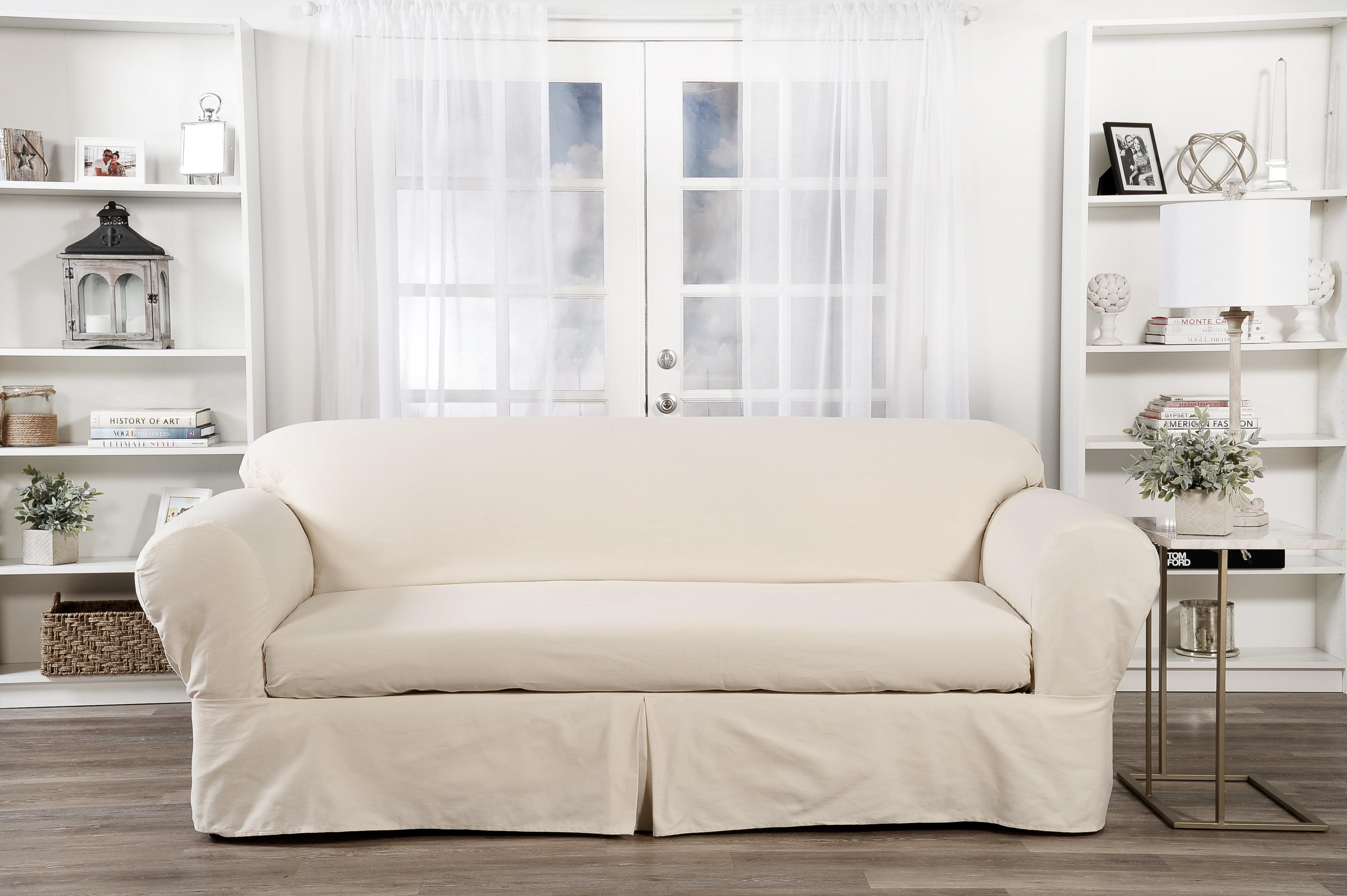 Box Cushion Sofa Slipcover Reviews