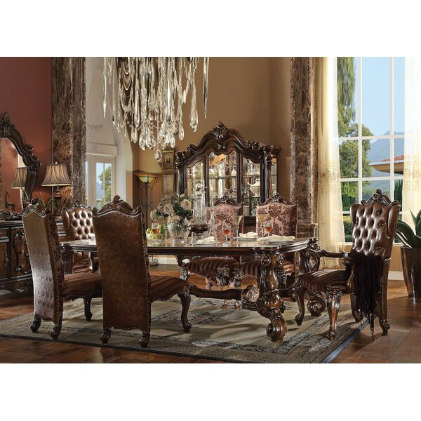 Janis 7 Pieces Dining Set by House of Hampton