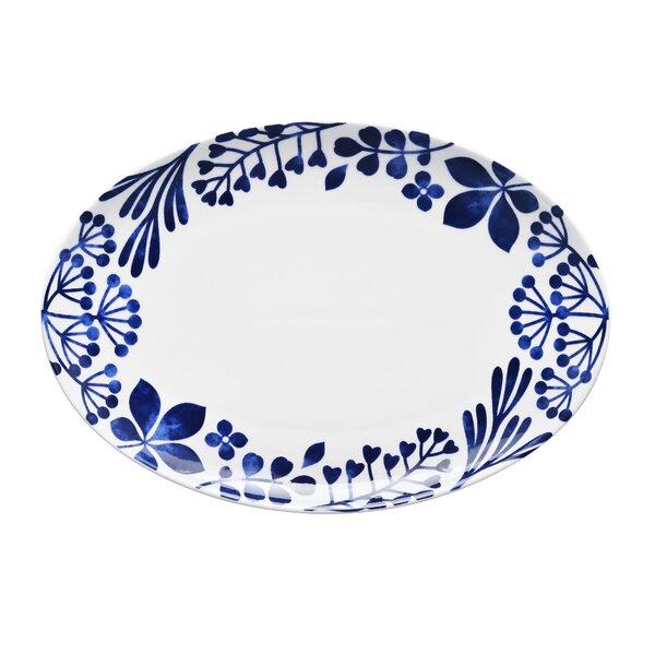 Sandefjord Oval Platter by Noritake