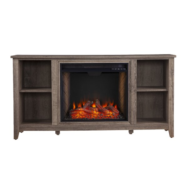 Parkdale Alexa Enabled Fireplace By Ebern Designs