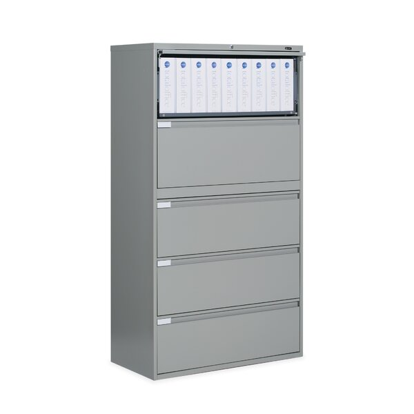 9300 Series 5-Drawer  File by Global Total Office