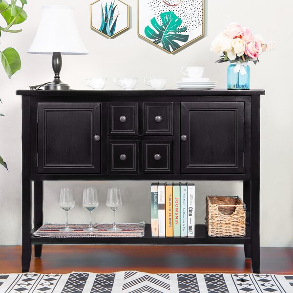 Hershberger Buffet Table By Ophelia & Co.