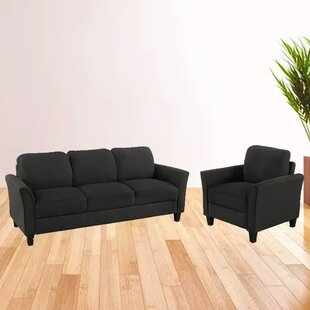 Arthemise 2 Piece Living Room Set by Red Barrel Studio®