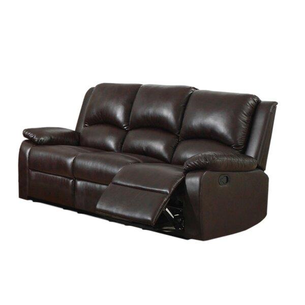 Reinhardt Recliner Sofa by Red Barrel Studio