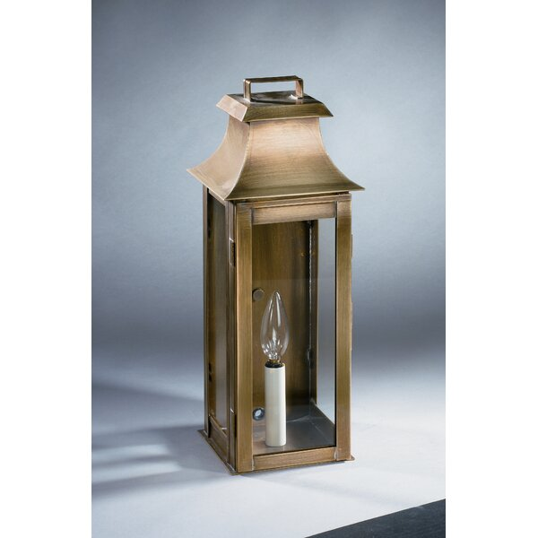 Concord 1-Light Outdoor Flush Mount by Northeast Lantern