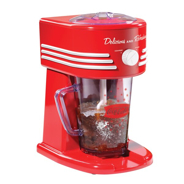 Coca-Cola Series Frozen Beverage Maker by Nostalgia