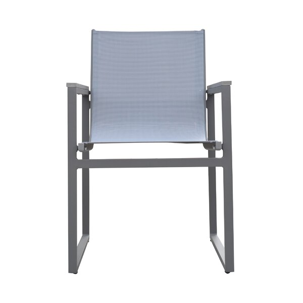 Madsen Patio Dining Chair (Set of 2) by Ivy Bronx