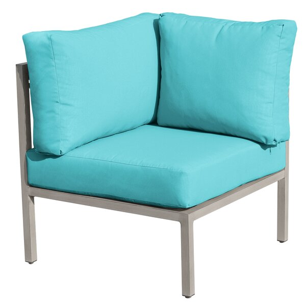 Carlisle Patio Chair with Cushion by TK Classics
