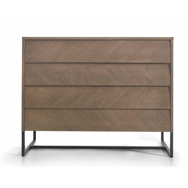Noah 4 Drawer Dresser by Simply Nursery