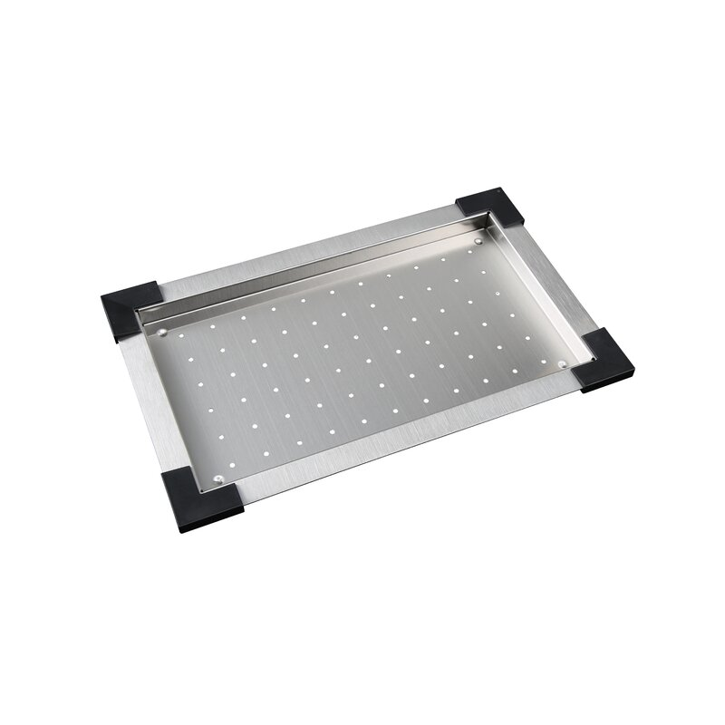 Exceptionnel Shallow Sink Stainless Steel Colander