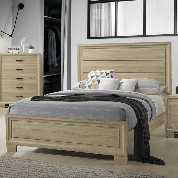Zeitler Standard Bed by Brayden Studio