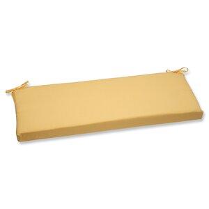 Canvas Outdoor Sunbrella Bench Cushion
