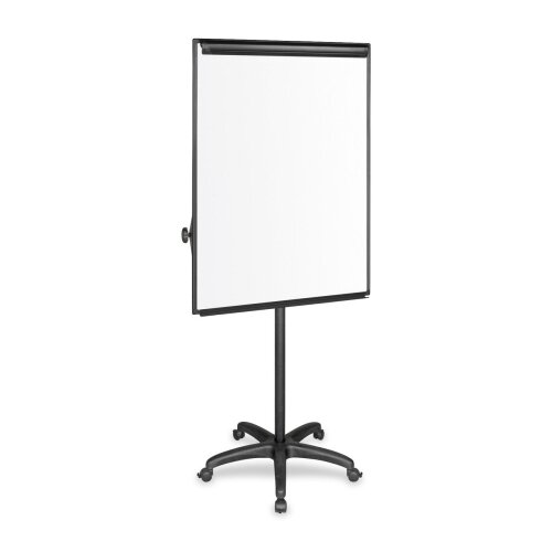 Mobile Presentation Board Easel by Bi-silque Visual Communication Product, Inc.
