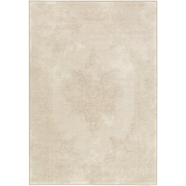 Jayson Brown/Neutral Area Rug by Ophelia & Co.