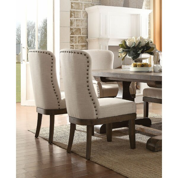 Onsted Upholstered Dining Chair (Set of 2) by Gracie Oaks