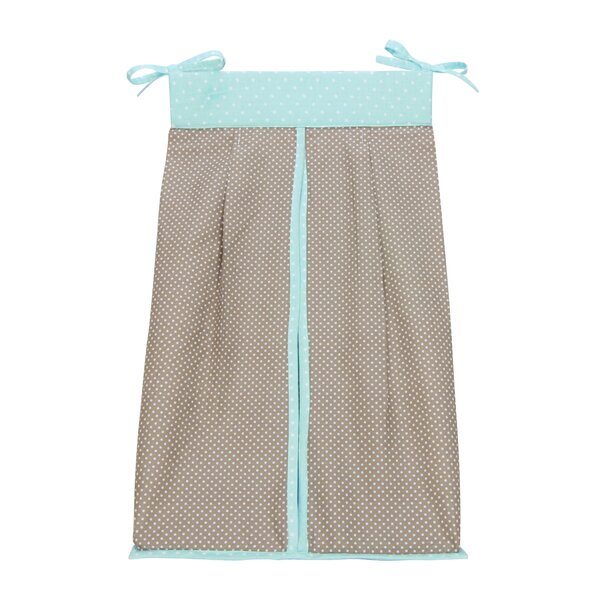 Cocoa Mint Diaper Stacker by Trend Lab