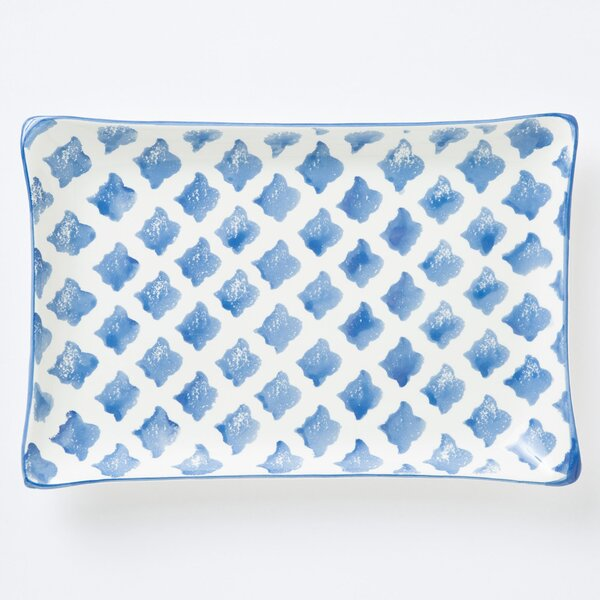 Modello Rectangular Platter by VIETRI