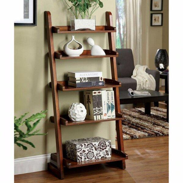 Paez Transitional Style Ladder Bookcase By Winston Porter