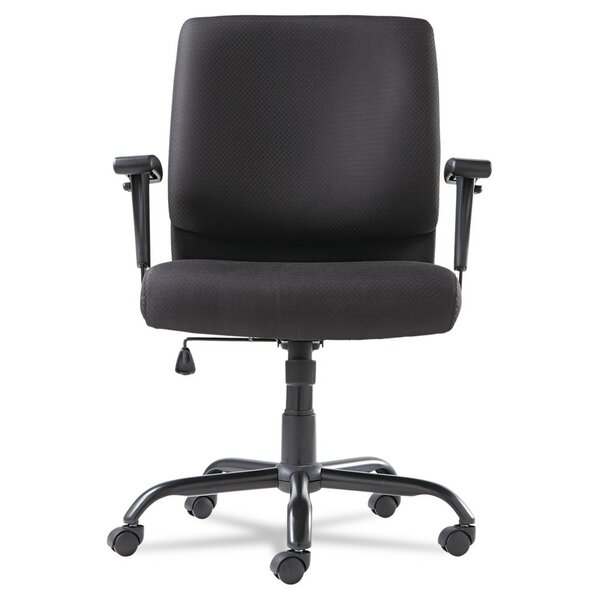 Modern Swivel/Tilt Mid-Back Office Chair by Symple Stuff