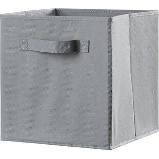 Best Reviews Cubeicals Fabric Storage Bin By ClosetMaid