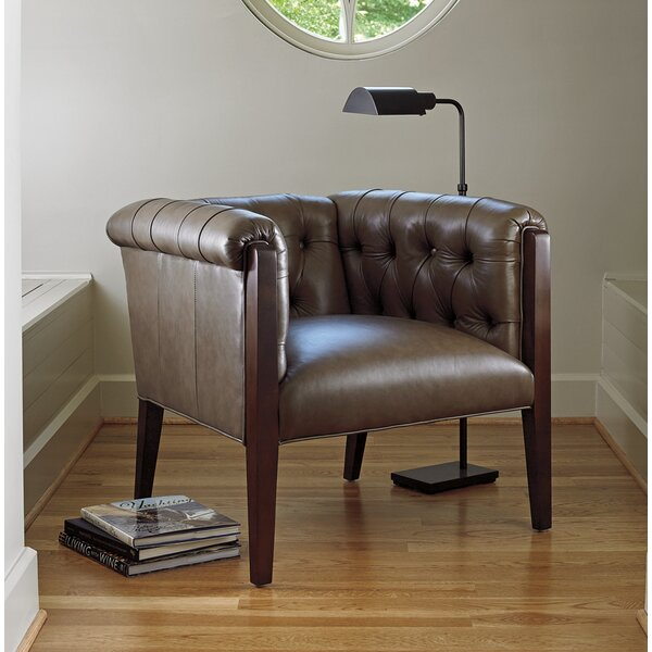 Oyster Bay Barrel Chair by Lexington