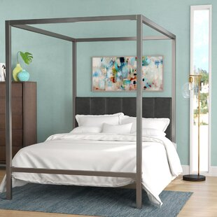 Esmont Canopy Bed by Wade Logan