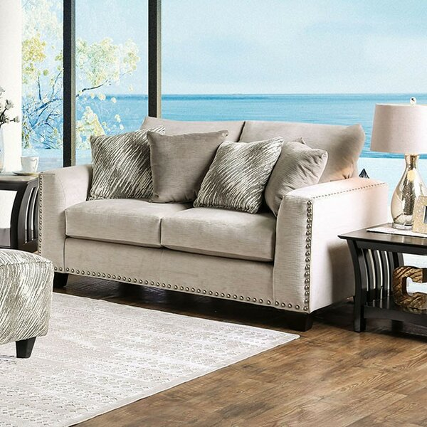 Hartfo Loveseat by Darby Home Co