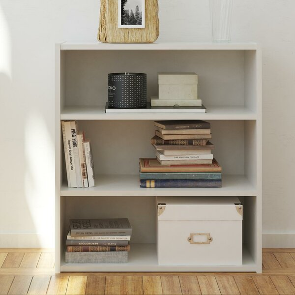 Rosemary Standard Bookcase by Ebern Designs