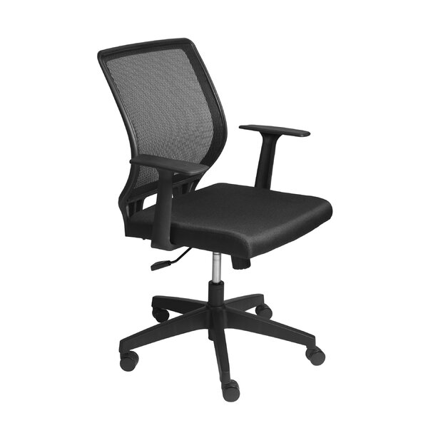 Audrina Low Back Mesh Office Chair by Ebern Designs