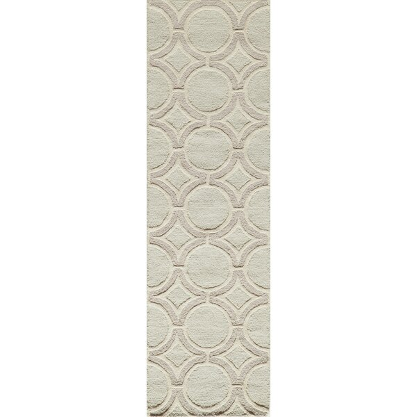 Marceline Hand-Tufted Sage Area Rug by Langley Street