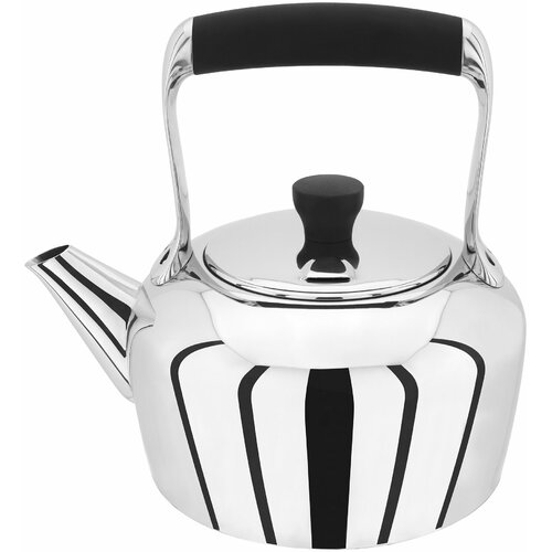 Classic Stainless Steel Stovetop Kettle Stellar Capacity: 1.