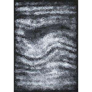 Duster Hill Gray/Black Area Rug