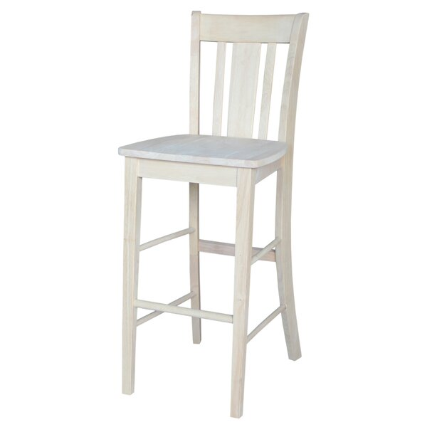Scofield 29 Bar Stool by Rosecliff Heights