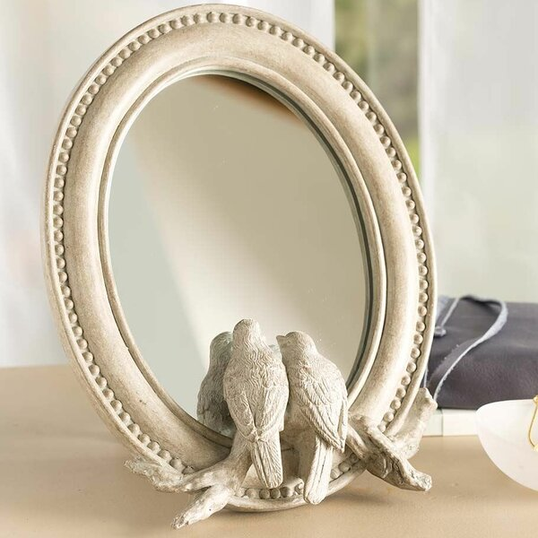 Bird Couple Accent Mirror by Plow & Hearth