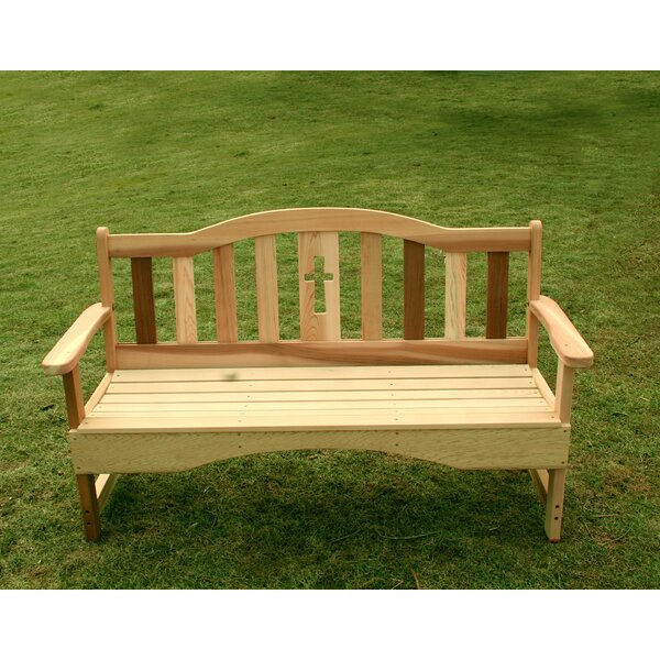 Cedar Benches Garden Bench by Creekvine Designs Creekvine Designs