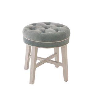 white chair for vanity. Sainz Vanity Stool White Stools You ll Love  Wayfair