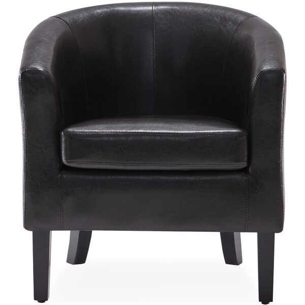 Villalobos Barrel Chair By Latitude Run