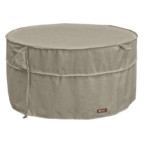 Montlake Fire Pit/Table Cover by Classic Accessories