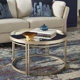 Vela Frame Coffee Table by Everly Quinn