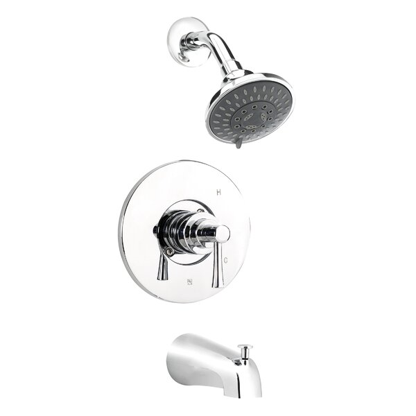 Essential Style Pressure-Balanced Tub & Shower Faucet by Keeney Keeney