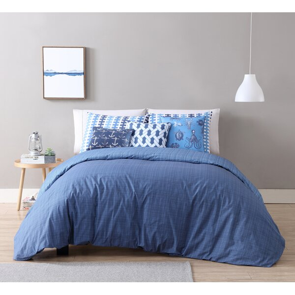 Winterbourne Synthesize Duvet Set by Breakwater Bay
