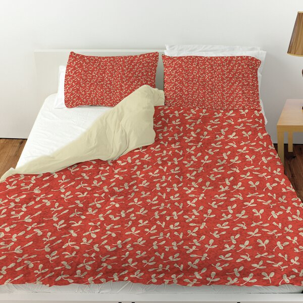 Dream Big Ditsy Florals Duvet Cover by Manual Woodworkers & Weavers