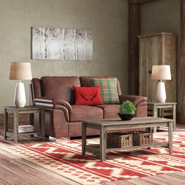 Balderston 3 Piece Coffee Table Set by Laurel Foundry Modern Farmhouse