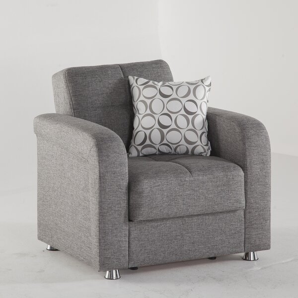 Solander Convertible Chair (Set Of 2) By Latitude Run
