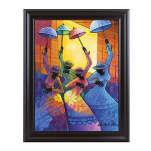 Praise the Lord Framed Painting Print by African American Expressions