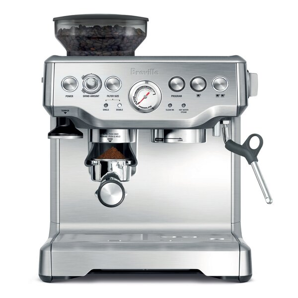 Barista Express Programmable Espresso Machine by B