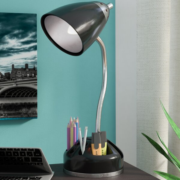 Zainab 17 Desk Lamp by Zipcode Design