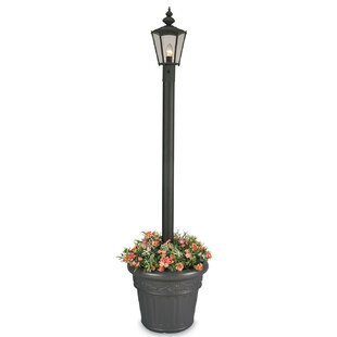 Shop For Cambridge Outdoor 1-Light 80 Post Light By Patio Living Concepts